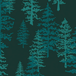 "Art Gallery Fabric, Foresta Fusion, Mystical Woods Foresta, Pic = 8""  100% cotton quilting fabric"