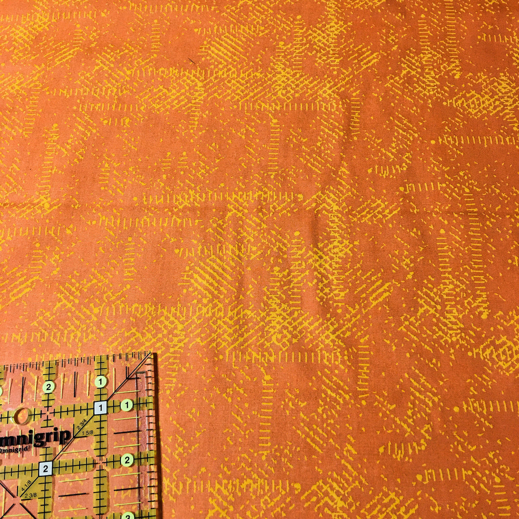 Art Gallery Fabric, Expressions Gold, Matchmade by Pat Bravo - Quilting Fabric
