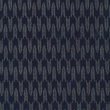 Load image into Gallery viewer, Robert Kaufman, Sevenberry, Kasuri, Navy, SB-88222D6 - 100% cotton fabric
