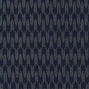 Robert Kaufman, Sevenberry, Kasuri, Navy, SB-88222D6 - 100% cotton fabric