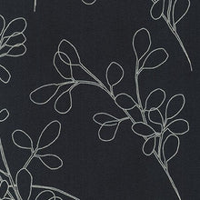 Load image into Gallery viewer, Robert Kaufman, Spring Shimmer, Midnight Metallic - 100% cotton fabric