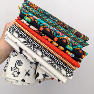 12 Fabric Bundle - Andina from Art Gallery Fabric - You Choose the Size