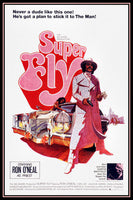 Super Fly Movie Poster Ron O'Neal Fridge Magnet 6x8 Large
