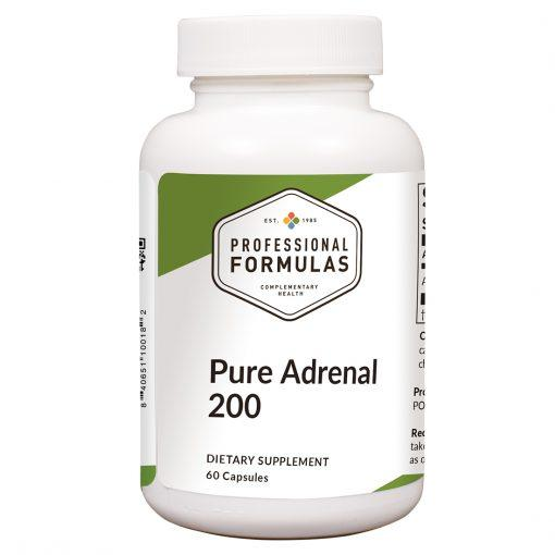 Pure Adrenal 200mg