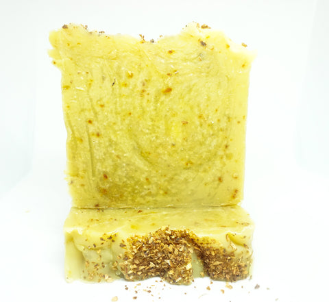 Apple Cider Vinegar DETOX Shampoo Bar (Hair& Body)