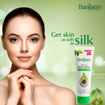 Get skin as soft as Silk