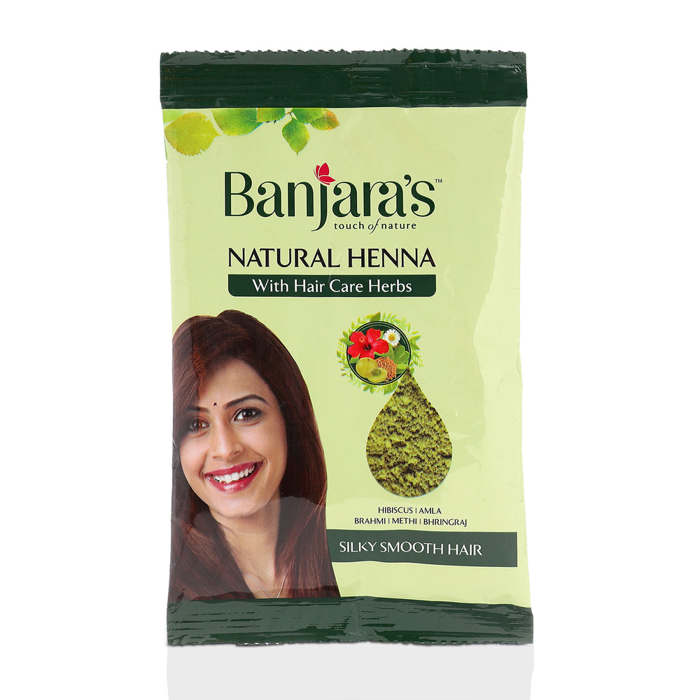 Load image into Gallery viewer, Banjara's Natural Henna Powder