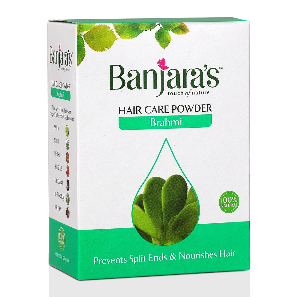 banjaras brahmi powder for hair growth