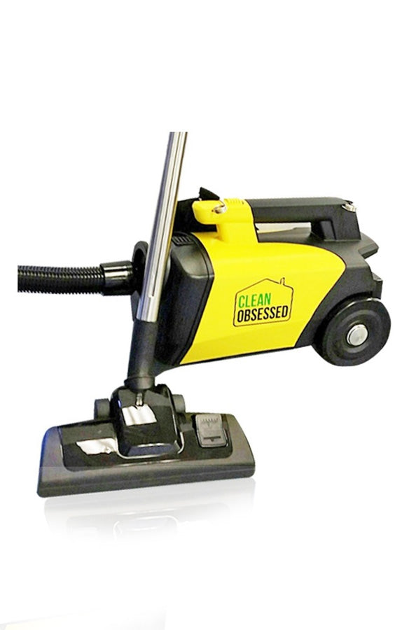 Clean Obsessed Commercial Canister Vacuum