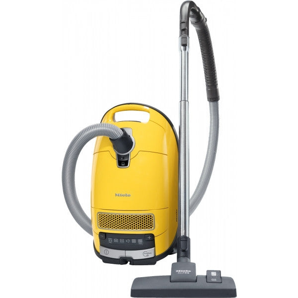 Miele S8390 Calima Canister Vacuum Cleaner + STB 205-3 Turbo Brush & SBB Parquett Twister