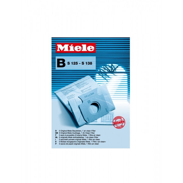 Miele - Type B Replacement Dustbags
