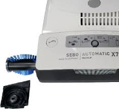 Sebo automatic X7 Premium White 91542AM