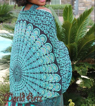 SARONG- Mandala Design Sarongs(OTHER COLORS)