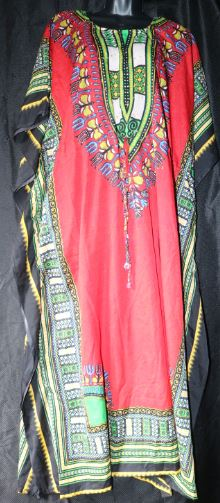FEMALE KAFTAN- Onesize Dashiki Designs (OTHER DESIGNS)