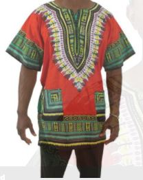 DASHIKI- One Size Traditional Casual Dashiki (OTHER COLORS)