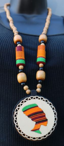 NECKLACE- Original Necklaces by George Kwakuyi