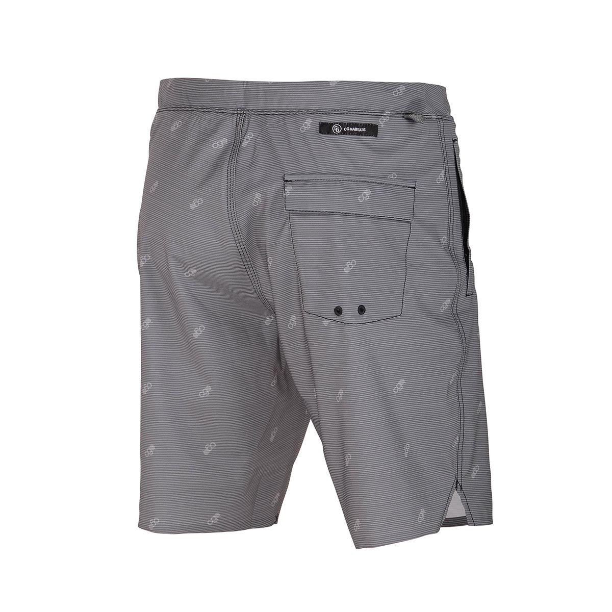 Eco friendly recycled 305 Fit Board Short men
