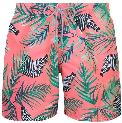 BOARDSHORT MEN SWIMWEAR ZEBRA LΙBRA STYLE - FREE SHIPPING