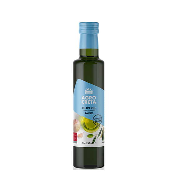 "Agro Creta Flavoured Olive Oil ""Garlic"""
