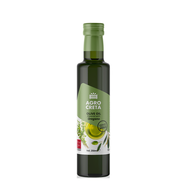 "Agro Creta Flavoured Olive Oil ""Oregano"""
