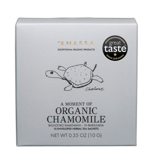 Anassa Chamomile Organic (May 20th arrival)