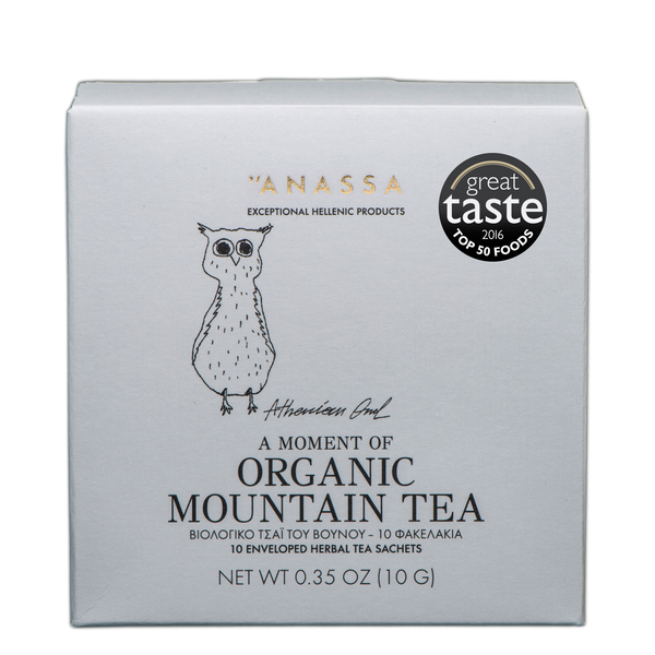 Anassa Organic Mountain Tea (May 20th arrival)