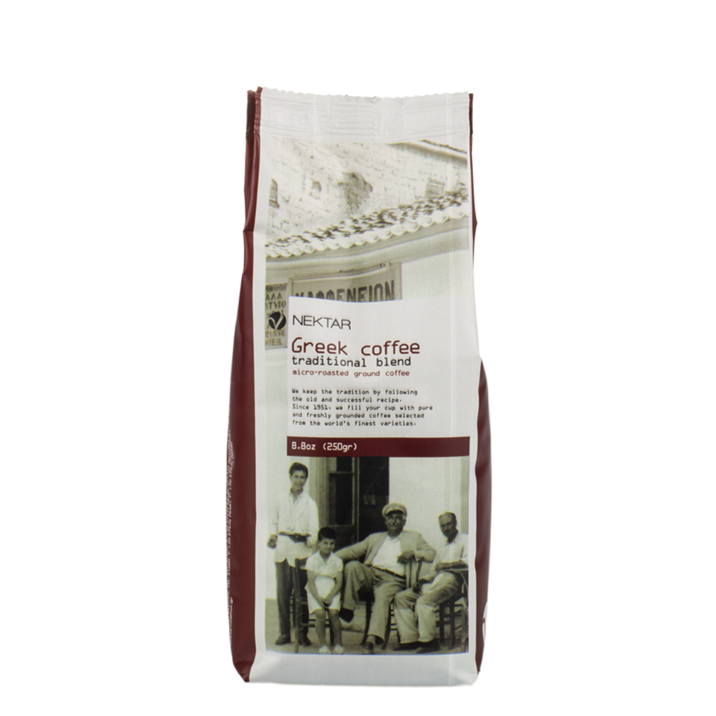 Nektar Traditional Blend Greek Coffee
