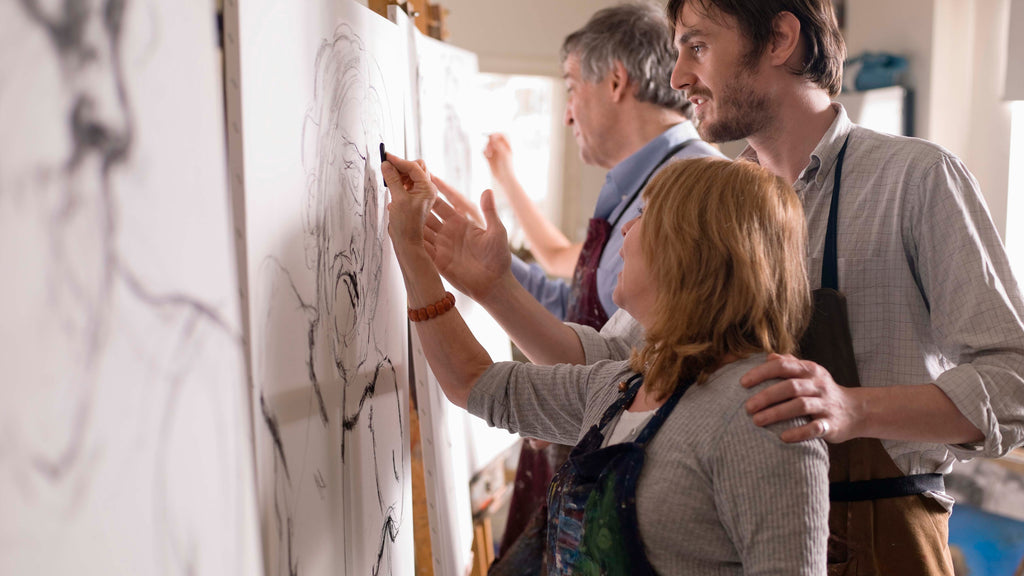 3 Ways to Make Your Living As a Professional Artist (That Don't Involve Selling Art)