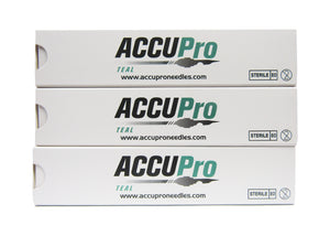 AccuPro Teal 1003 RL (.30 mm) 20 Boxes