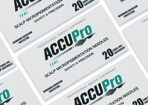AccuPro Teal 0603 RL (.20 mm) 10 Boxes