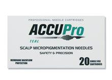 Load image into Gallery viewer, AccuPro Teal 1003 RL (.30 mm) 20 Boxes
