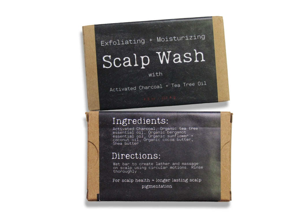 Scalp Wash