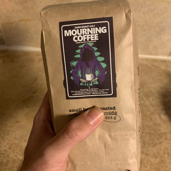 WIN A BAG OF COFFEE
