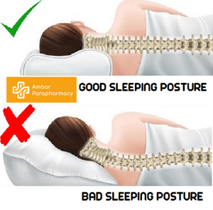 Ambar Parapharmacy™ - Cervical Orthopedic Pillow