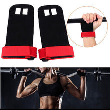Load image into Gallery viewer, Weight lifting gloves