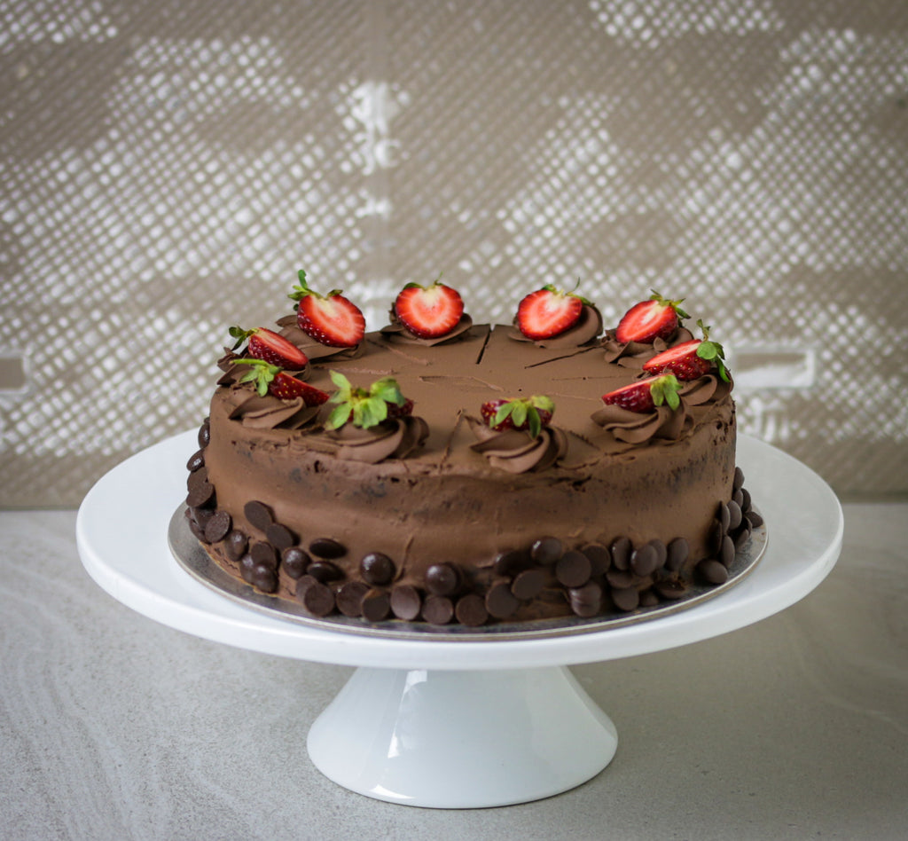 Vegan - Chocolate Torte
