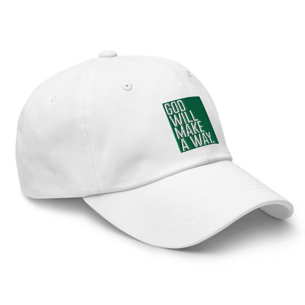 God Will Make A Way Dad Hat