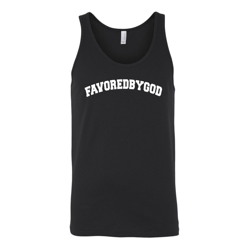 MEN Black / S Favored By God Collegiate Tank christian clothing brand christian tees christian apparel christian shirts christian tshirts faith hoodies christian hoodies used by god clothing favored by god clothing christian clothing faith apparel christian shirts christian tshirts favored by god favored by god clothing used by god clothing christian jewelry christian gifts christian apparel for women christian apparel for men faith over fear christian tank tops christian sportswear christian activewear