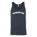 MEN Navy / S Favored By God Collegiate Tank christian clothing brand christian tees christian apparel christian shirts christian tshirts faith hoodies christian hoodies used by god clothing favored by god clothing christian clothing faith apparel christian shirts christian tshirts favored by god favored by god clothing used by god clothing christian jewelry christian gifts christian apparel for women christian apparel for men faith over fear christian tank tops christian sportswear christian activewear