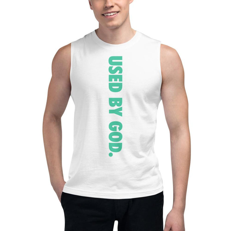 Used By God Inspire Performance Tank - Used by God Clothing