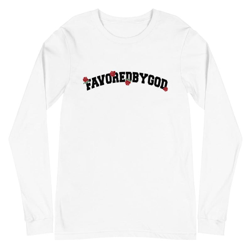 MEN XS Favored By God Long Sleeve Tee christian clothing brand christian tees christian apparel christian shirts christian tshirts faith hoodies christian hoodies used by god clothing favored by god clothing christian clothing faith apparel christian shirts christian tshirts favored by god favored by god clothing used by god clothing christian jewelry christian gifts christian apparel for women christian apparel for men faith over fear christian tank tops christian sportswear christian activewear