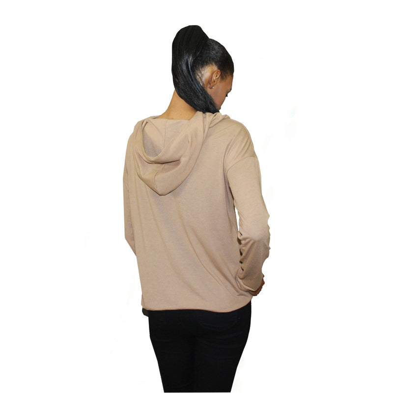 Women's Used By God Cowl Neck Hoodie - TWO For $34.99 - Used by God Clothing