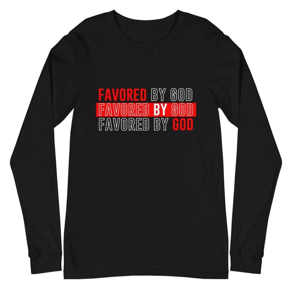 WOMEN XS Favored By God Long Sleeve Tee christian clothing brand christian tees christian apparel christian shirts christian tshirts faith hoodies christian hoodies used by god clothing favored by god clothing christian clothing faith apparel christian shirts christian tshirts favored by god favored by god clothing used by god clothing christian jewelry christian gifts christian apparel for women christian apparel for men faith over fear christian tank tops christian sportswear christian activewear