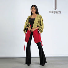 Load image into Gallery viewer, Limed Oak Booty Jacket