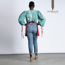 Load image into Gallery viewer, Green Booty Jacket