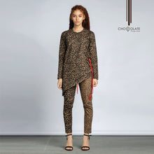 Load image into Gallery viewer, PRE-ORDER Leopard Print Kaftan