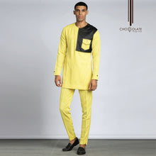 Load image into Gallery viewer, PRE-ORDER Yellow-snow Kaftan