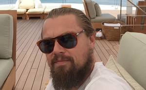 Leonardo Dicaprio is a true boss!