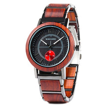 Luxury Wooden Watch  Stylish and Quality. Unique Color Combination