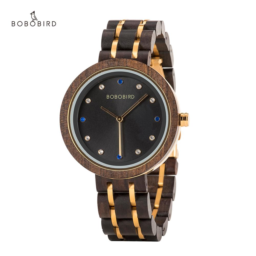 Quartz Wooden Watch Minimalist Casual Sport Design